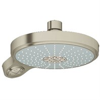 Grohe Power&Soul Cosmopolitan 190 Head Shower - Brushed Nickel GRO 27765EN0