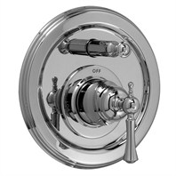 JADO Hatteras Pressure Balanced Diverter Valve Set Trim - Lever Handle