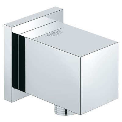 "Grohe Euphoria Cube+ 24"" Shower Bar - Starlight Chrome GRO 27708000"