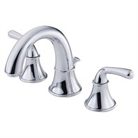 Danze® Bannockburn™ Widespread Lavatory Faucets - Chrome