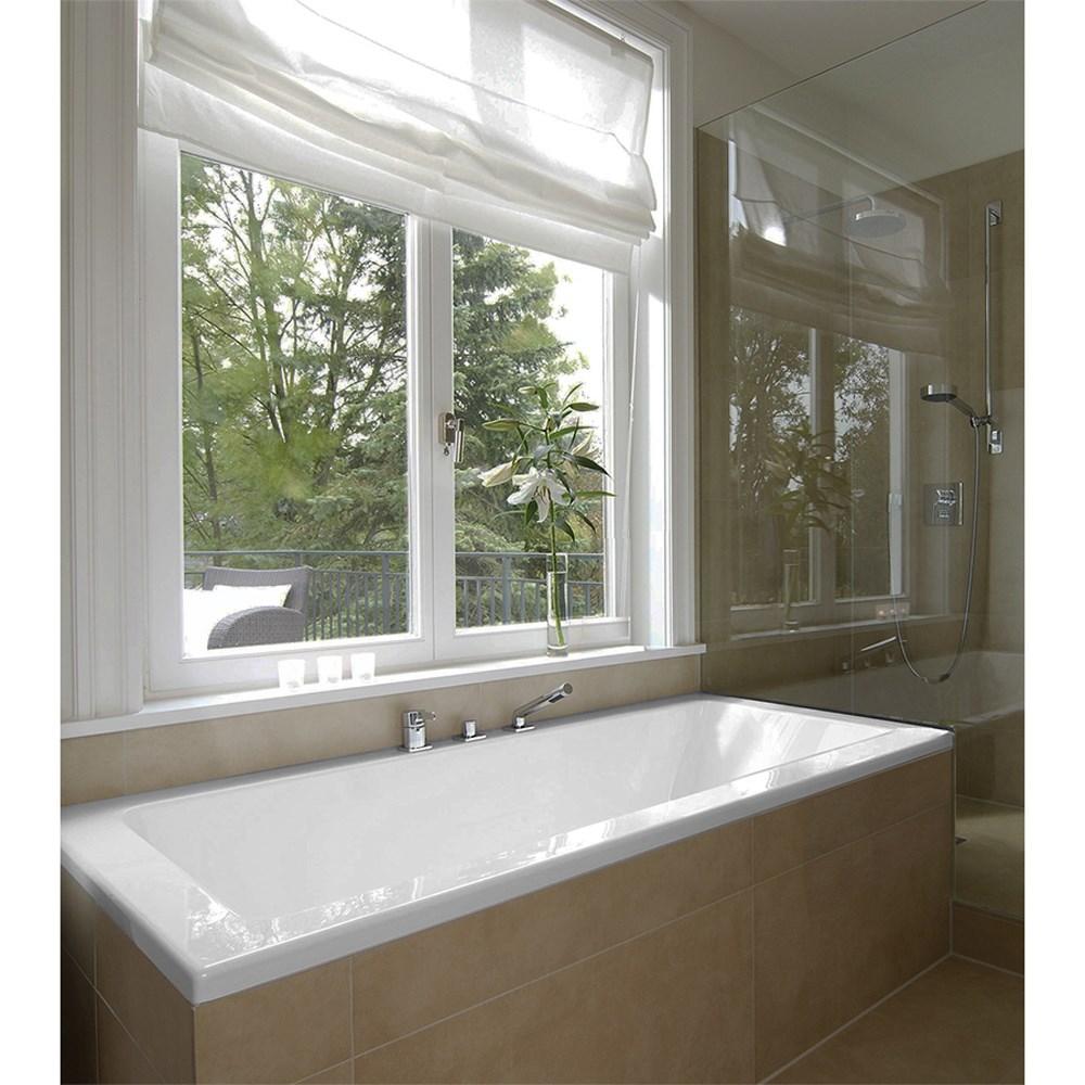 "MTI Basics Bathtub (66"" x 32.25"" x 19.5"")nohtin Sale $1318.00 SKU: MBCR6632 :"