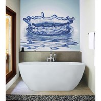 Aquatica PureScape 617 Freestanding AquaStone Bathtub - Multiple Sizes Aquatica PureScape 617