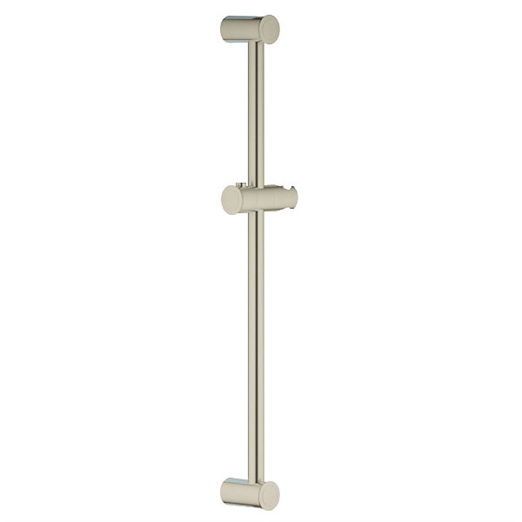 "Grohe New Tempesta Rustic 24"" Shower Bar - Brushed Nickel GRO 27519EN0"