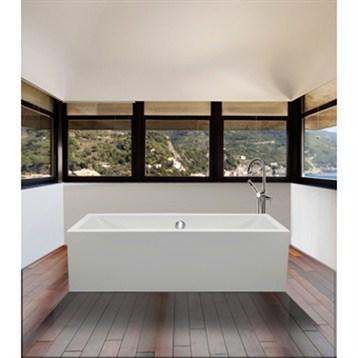 "MTI Andrea 4A Freestanding Sculpted Tub, 65.875"" x 32"" x 22.25"" MTDS-94A by MTI"