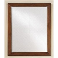 "Fairmont Designs 28"" Concorde Mirror - Warm Cognac 140-M28"