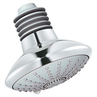 Grohe Euphoria Massage Shower Head - Starlight Chrome