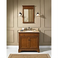 "Fairmont Designs 36"" Framingham Vanity - Vintage Maple 1501-V36"