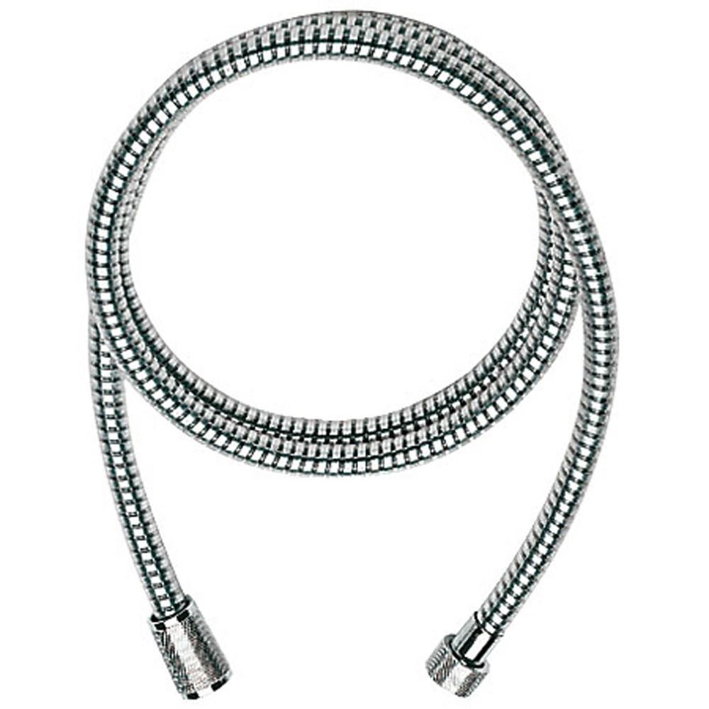 "Grohe Relexaflex 69"" Metal Hose - Starlight Chromenohtin Sale $35.99 SKU: GRO 28154000 :"