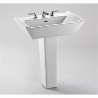 TOTO Ethos™ Design NII Lavatory w/ SanaGloss (Sink Only)