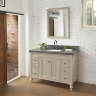 "Fairmont Designs Crosswinds 48"" Vanity - Slate Gray 1524-V48_"