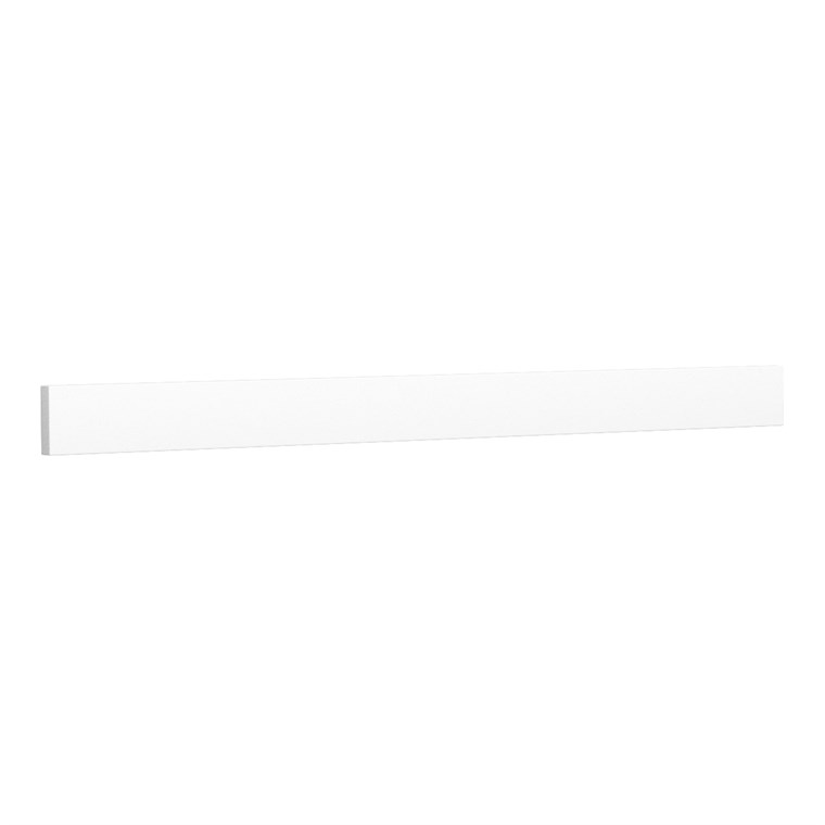 "Replacement 42"" Backsplash - White Cultured Marble REPL-WC-VCA-42-BS-WHC"