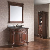 "Avanity Provence 37"" Single Bathroom Vanity - Antique Cherry PROVENCE-V36-AC"