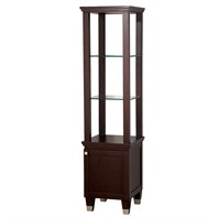 Premiere Linen Tower by Wyndham Collection - Espresso WC-CG5000-LT-ESP