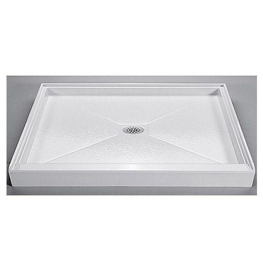 "MTI MTSB-6048 Shower Base (60"" x 48"")nohtin Sale $1023.75 SKU: MTSB-6048 :"