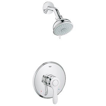 Grohe Parkfield Pressure Balance Valve Shower Combination ...