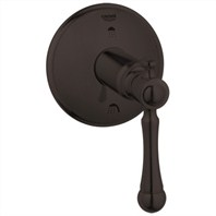 Grohe Bridgeford 3-Port Diverter Trim - Oil Rubbed Bronze