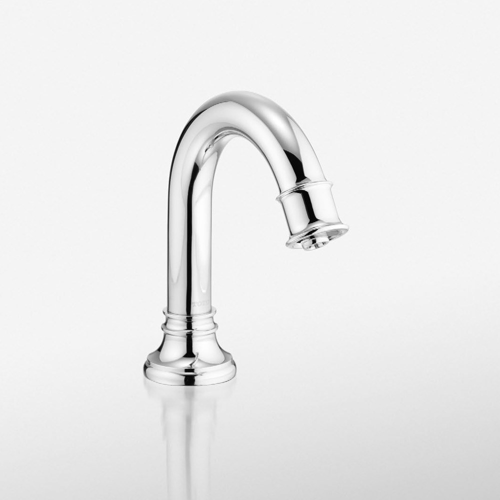TOTO Fordham EcoPower Sensor Faucet, Thermal Mixing - 0.5 GPM - Polished Chromenohtin Sale $1318.40 SKU: TEL5LT10R.CP :