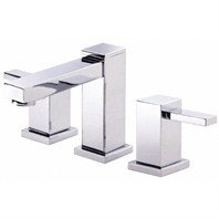 Danze Reef Two Handle Widespread Lavatory Faucet - Chrome D304533