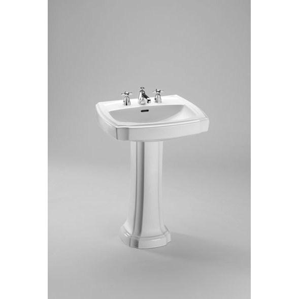 "TOTO Guinevere® Pedestal 27"" Lavatorynohtin Sale $860.00 SKU: LPT970 :"