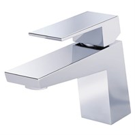 Danze Mid-Town 1H Lavatory Faucet Single Hole Mount w/ Metal Touch Down Drain 1.2gpm - Chrome D222562