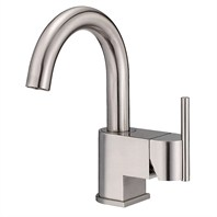 Danze® Como™ Single Handle Lavatory Faucet - Brushed Nickel D222542BN