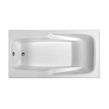 "MTI Basics Bathtub, 70.75"" x 35.75"" x 19.5"" MBRR7136E by MTI"