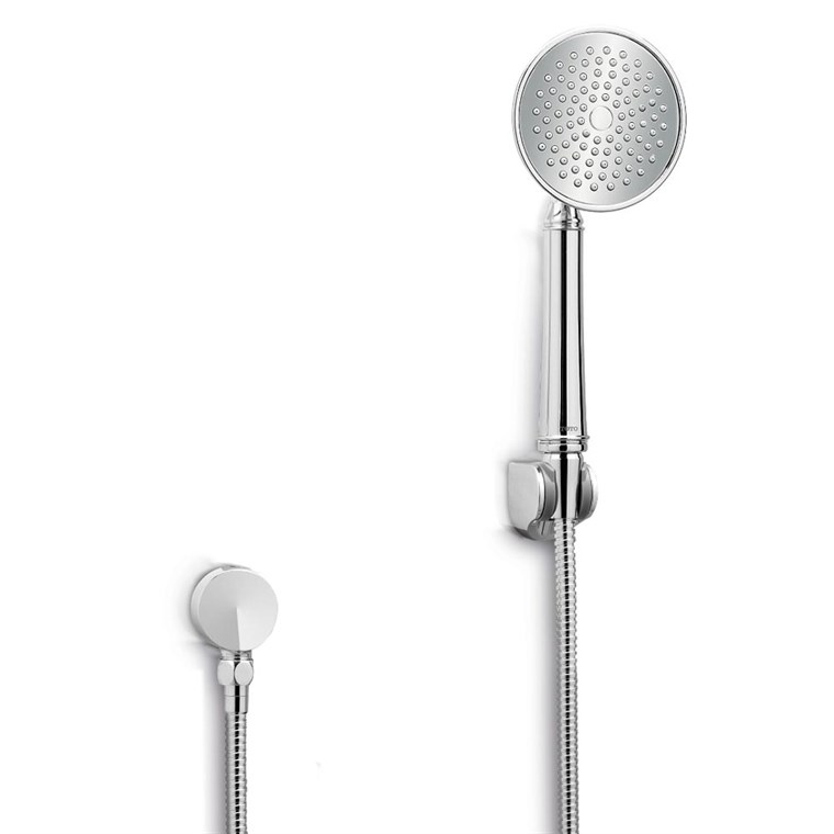 "TOTO Traditional Collection Series A Single-Spray Handshower, 4-1/2"" - 2.0 GPM TS300FL51"