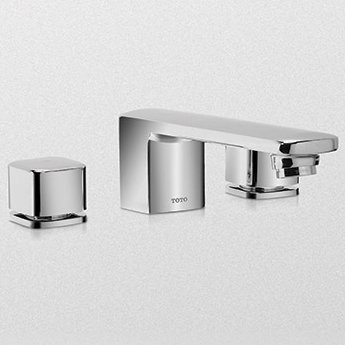 Toto Upton Deck-Mount Tub Filler Trim TB630DD by Toto