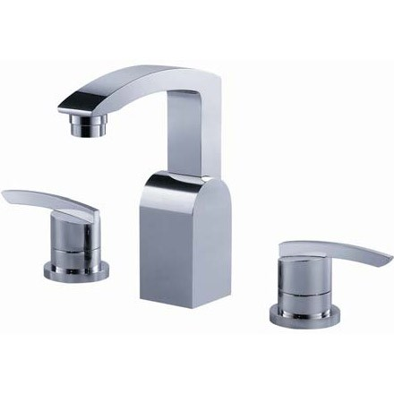fluid Toucan Dual Handle Lavatory Tap F16006*