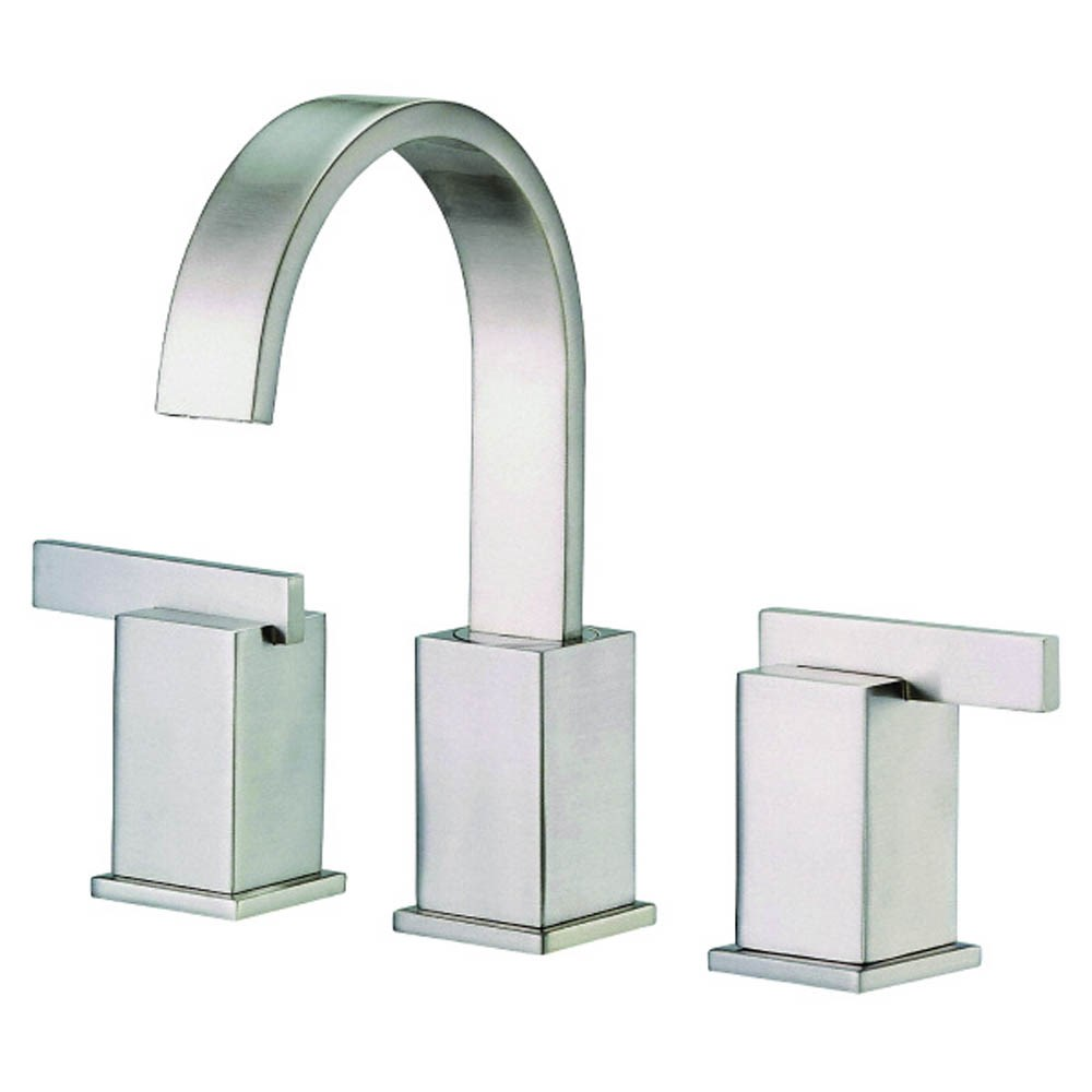 Danze Sirius 2H Widespread Lavatory Faucet w/ Metal Touch Down Drain 1.2gpm - Brushed Nickelnohtin Sale $550.50 SKU: D304144BN :