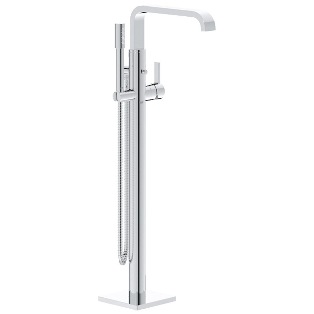 Grohe Allure Freestanding Tub Filler with Hand Shower - Starlight Chromenohtin Sale $2256.99 SKU: GRO 32754001 :