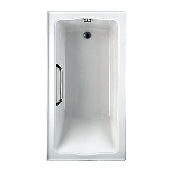 "TOTO Clayton™ Tile-in Soaker Bathtub 60"" x 32"" ABY782N"