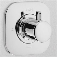 TOTO Aquia® Two-Way Volume Control Trim TS416D2