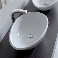 Napoli 57 Vessel Sink by Victoria and Albert VB-NAP-57 (CS0790)