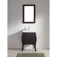 "Madeli Sorrento 27"" Bathroom Vanity - Espresso Sorrento-27-EX"