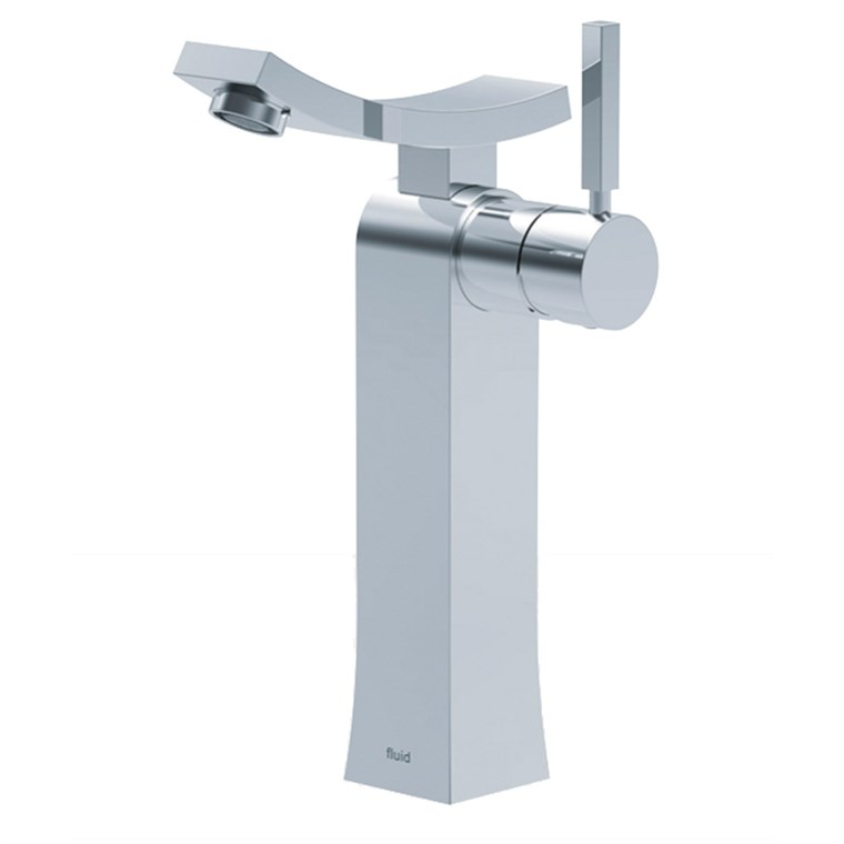 "fluid Emperor Single Lever Lavatory Tap w/ 6"" Extension F14002"