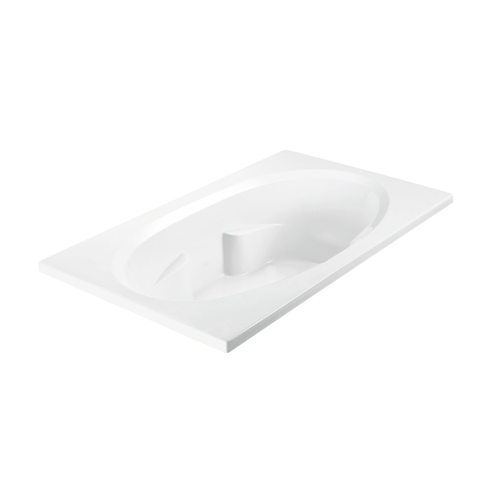 "MTI Basics Bathtub (70.5"" x 41.5"" x 19.375"")nohtin Sale $1154.00 SKU: MBRO7142C :"
