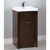 "Fairmont Designs Caprice 18"" Vanity & Sink Set - Espresso 110-V18"