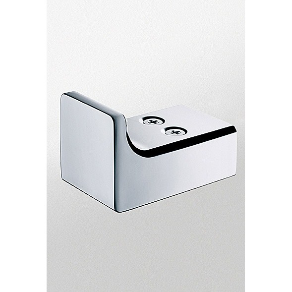 Add that flawless finishing touch to the bath of your dreams with the addition of the TOTO® Neorest® Robe Hook. Elite, stunning and long-lasting, choose Toto when only the finest will do. The TOTO® Neorest® Robe Hook is part of the Neorest® design suite. Features & Specs Polished chrome (#CP) finish Mounting hardware for both drywall and tile included Lifetime Limited (Residential Use), One Year Commercial Use) View Spec Sheet