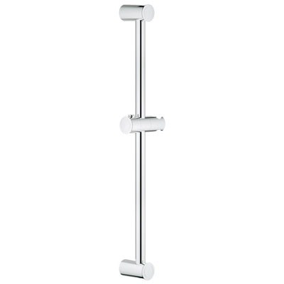 "Grohe New Tempesta Rustic 24"" Shower Bar - Starlight Chrome GRO 27519000"