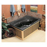 "MTI Inspiration Tub (71.75"" x 48"" x 21.75"")"