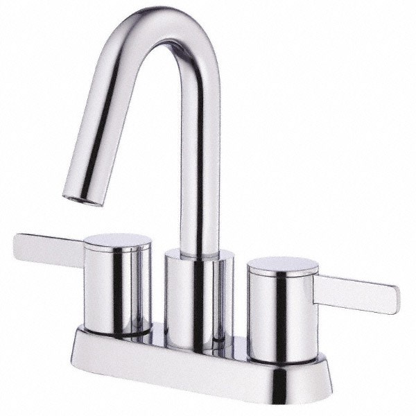 Danze Amalfi Two Handle Centerset Lavatory Faucet - Chrome D301130