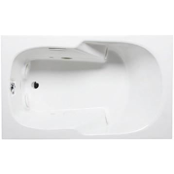"Americh Dove 6036 Whisper Bathtub, 60"" x 36"" x 23"" DO6036W by Americh"