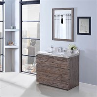"Fairmont Designs Acacia 42"" Vanity - Organic Brown 1522-V42"