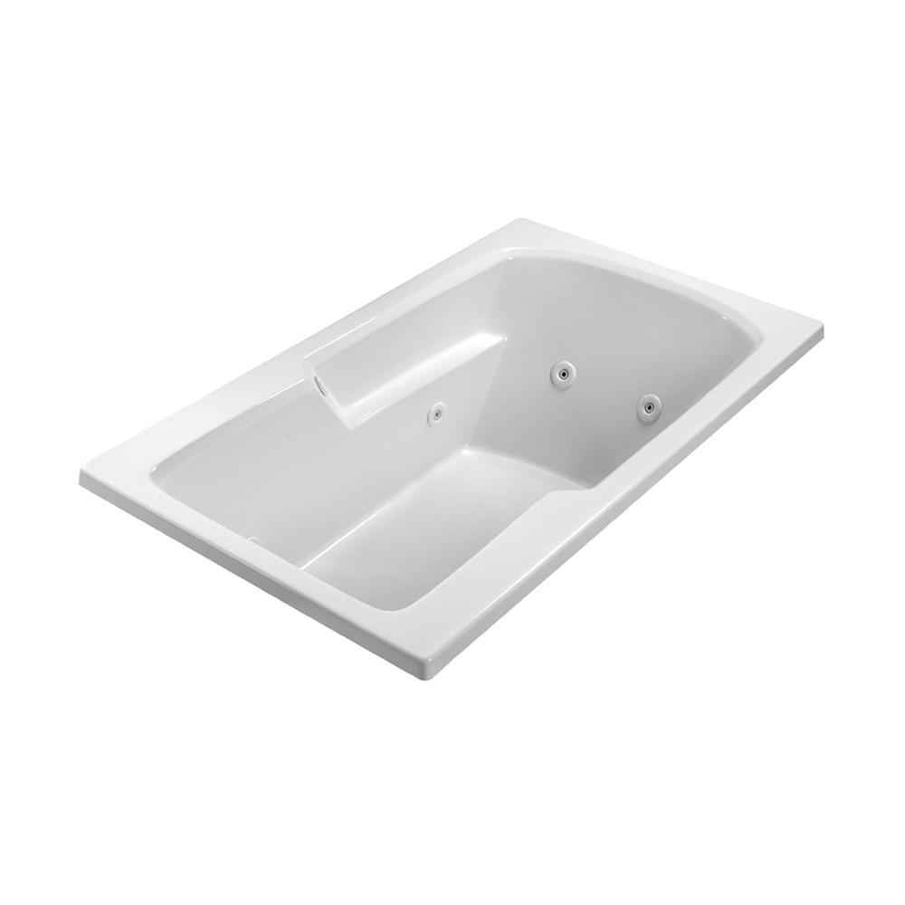 "MTI Basics Bathtub (59.75"" x 35.75"" x 19.75"")nohtin Sale $1048.00 SKU: MBRR6036E20 :"