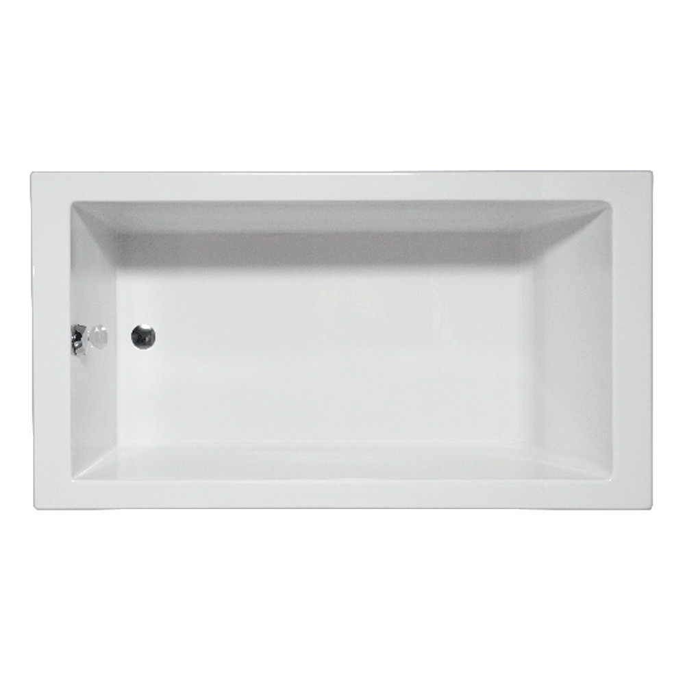 "Americh Wright 6648 Tub (66"" x 48"" x 22"")nohtin Sale $1293.75 SKU: WR6648 :"