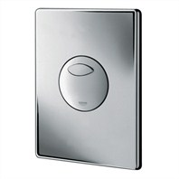 Grohe Skate Actuation Plate - Matte Chrome
