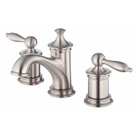 Danze Prince™ Two Handle Widespread Lavatory Faucet - Brushed Nickel D304010BN