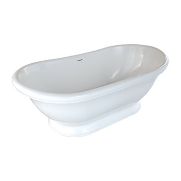 Hydro Systems Georgetown 7035 Freestanding Tub GEO7035M by Hydro Systems