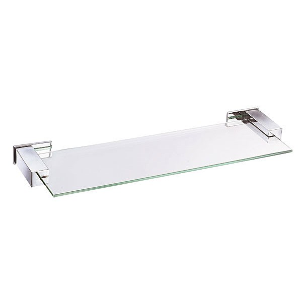 "Danze® Sirius™ Glass Shelf 18"" - Chrome"